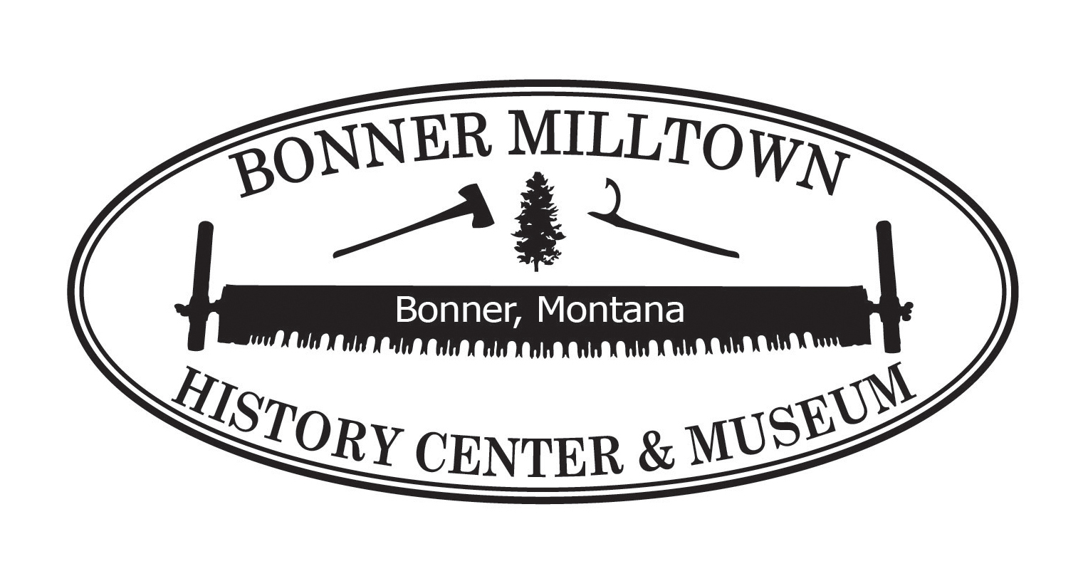 Bonner Milltown History Center and Museum logo